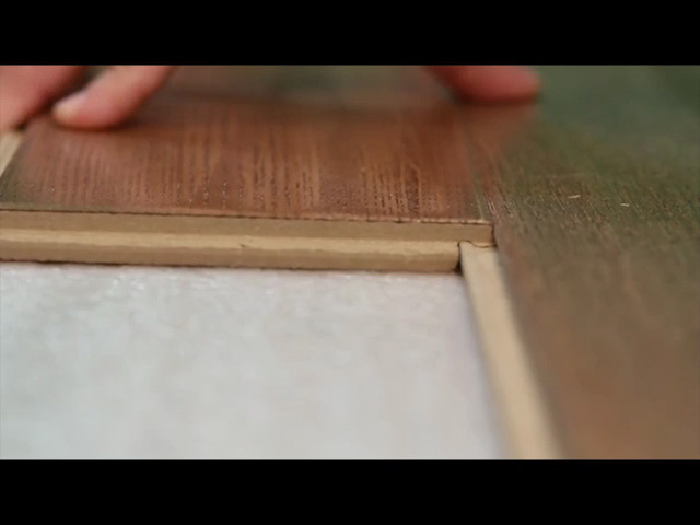 Snap together wood flooring menards gurus floor for Hardwood floors that snap together