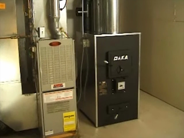 - DAKA® Wood Burning Add-On Furnace (2,600 Sq. Ft.) At Menards®