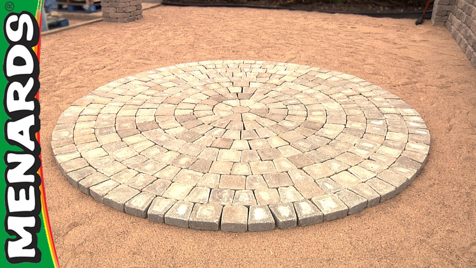 Unique Paver Stone Patio Designs