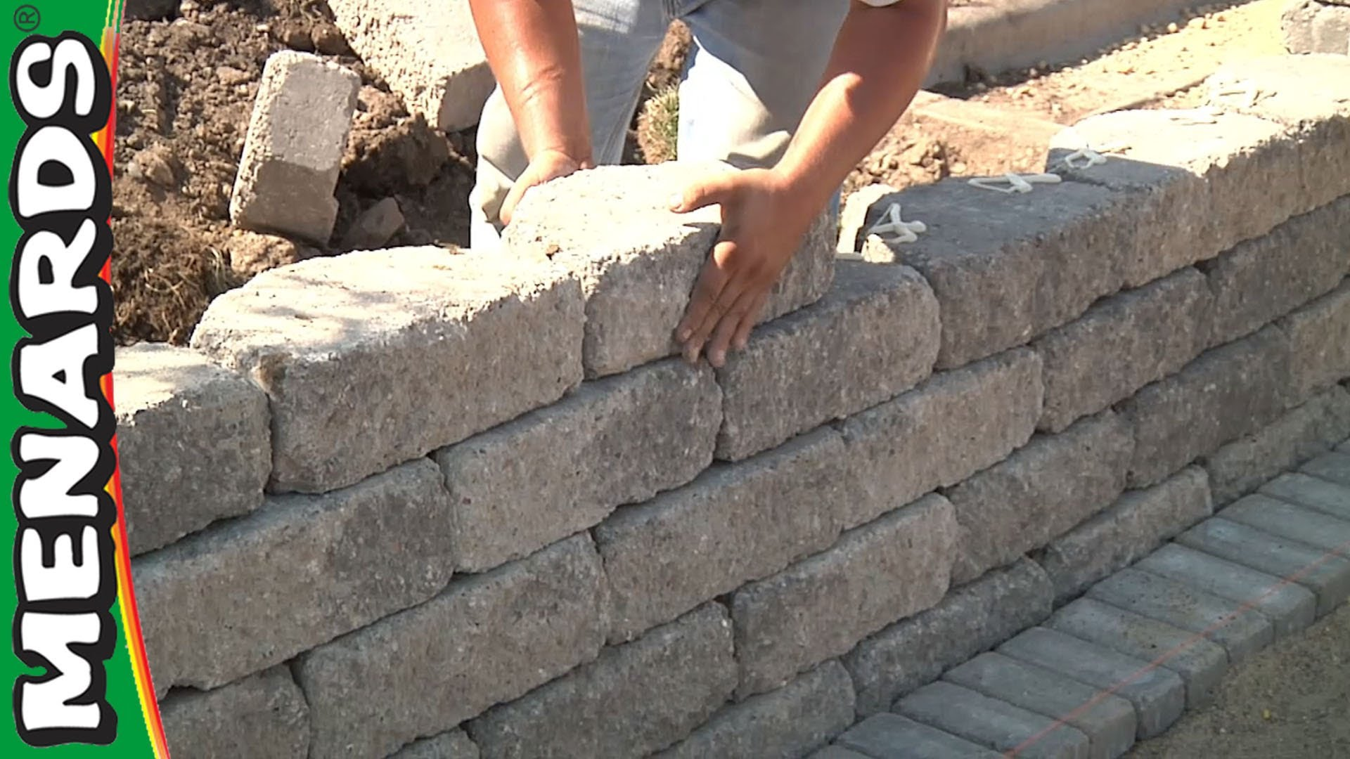 Cement Patio Blocks - Rigakublog com -