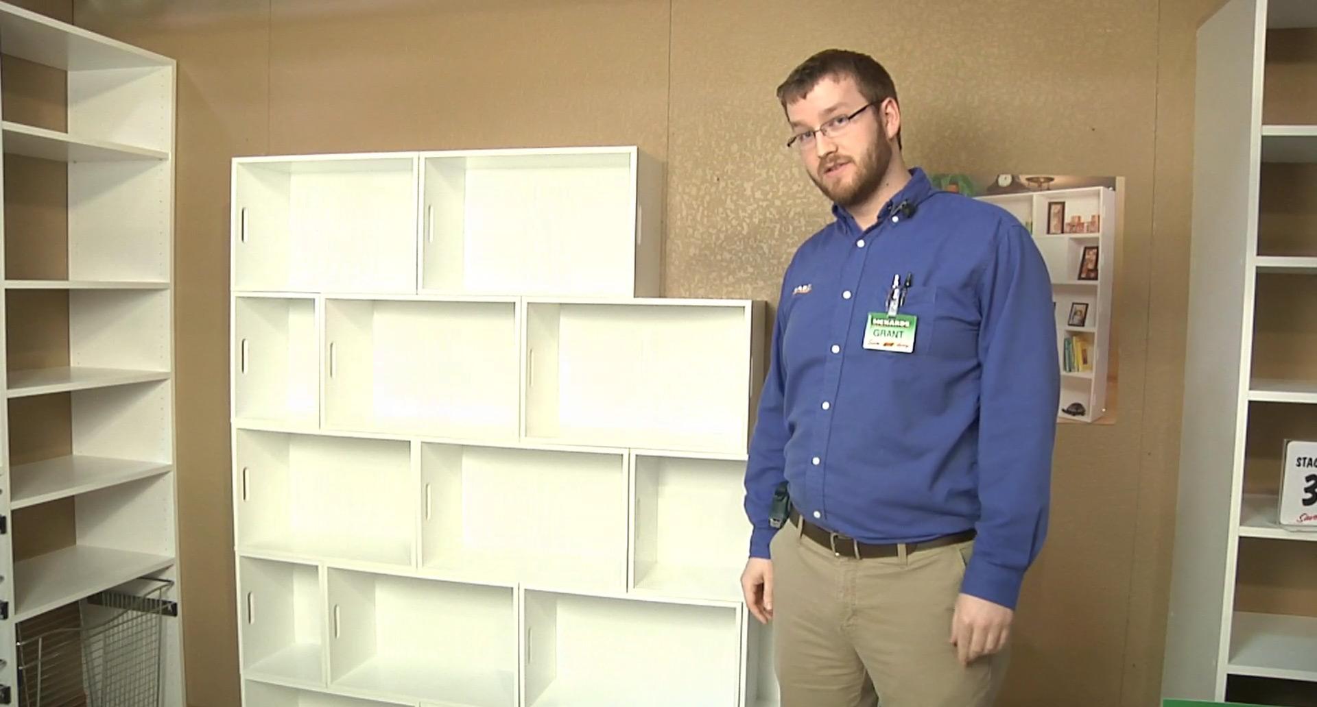 Shelves Shelving Units At MenardsR