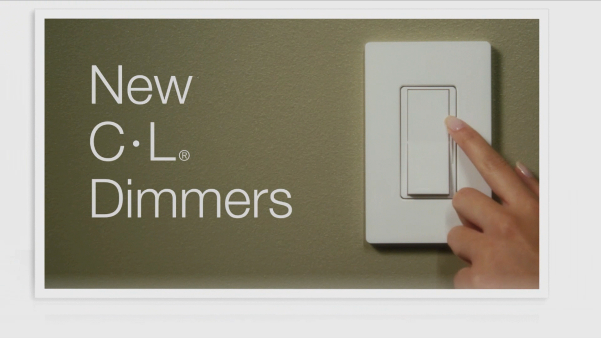 Lutron Toggler Cl Dimmer Switch For Dimmable Leds Halogen And A 3 Wire Between Switches Http Www Electrical Online Com Incandescent Bulbs Single Pole Or Way White At Menards