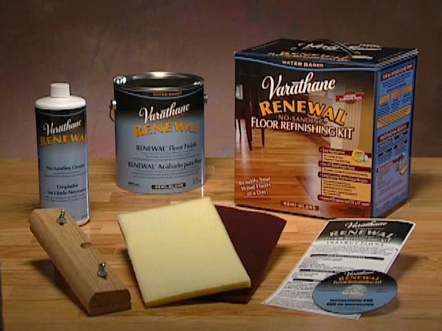 Wood Floor Renewal Kit Gurus Floor