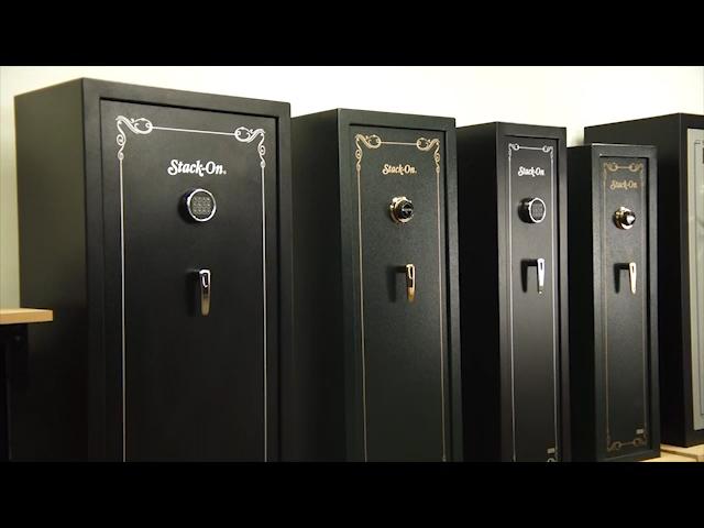 Stack-On® 10-Gun Safe with Electronic Lock at Menards®